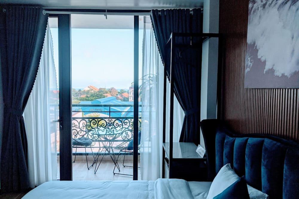 Chambre Double, balcon - Chambre