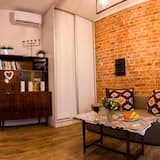 Design Διαμέρισμα - Περιοχή καθιστικού