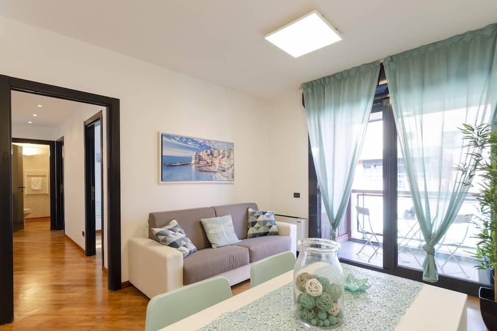 Premium-huoneisto - Oleskelualue