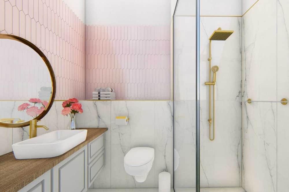 Розкішна студія - Ванна кімната