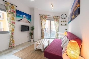 A(z) Friendly Studio Close to Town 2 hotel fényképe itt: Málaga