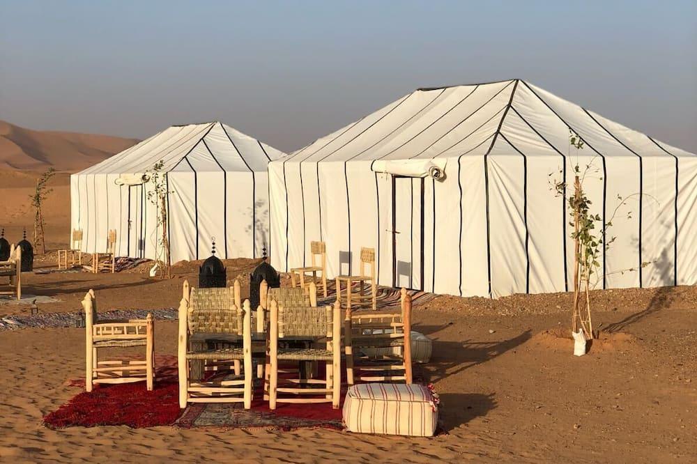 Comfort tent - Uitgelichte afbeelding