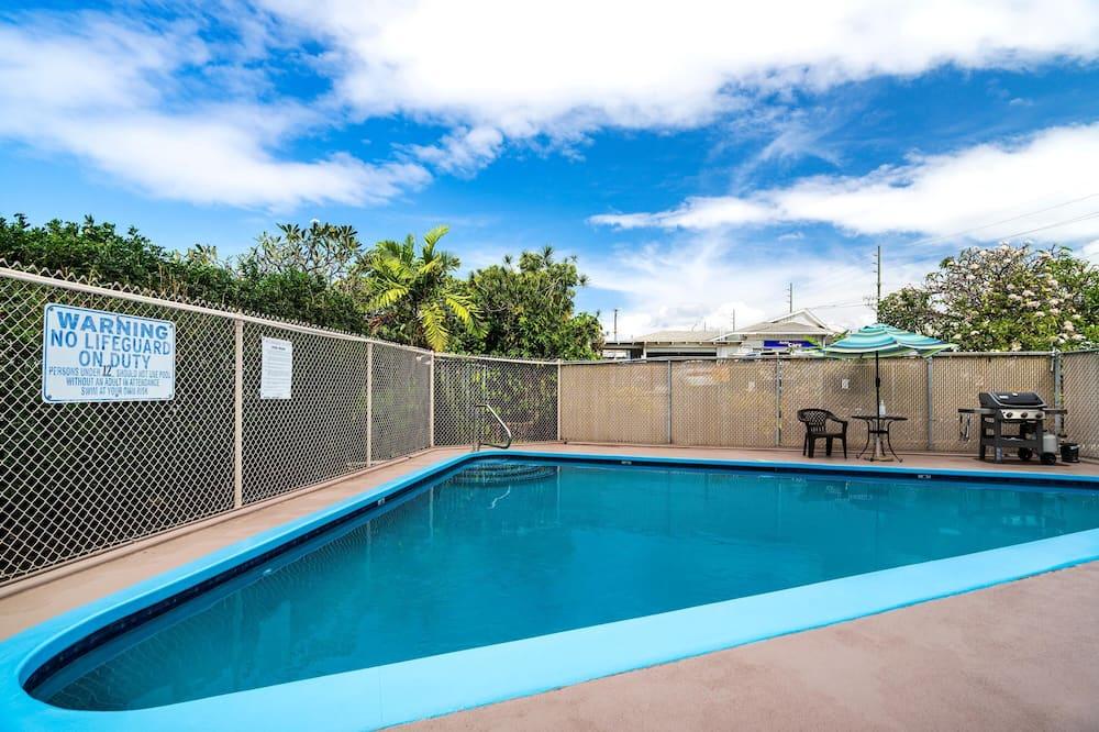 Condominio, 1 cama King size (Kailua Village#701) - Alberca