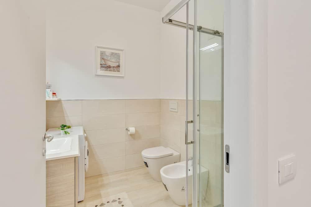Paaugstināta komforta dzīvokļnumurs - Vannasistaba