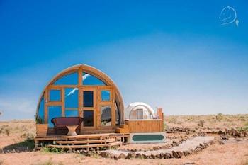 A(z) Amanya Camp1-bed Wigwam in Amboseli National Park hotel fényképe itt: Amboseli