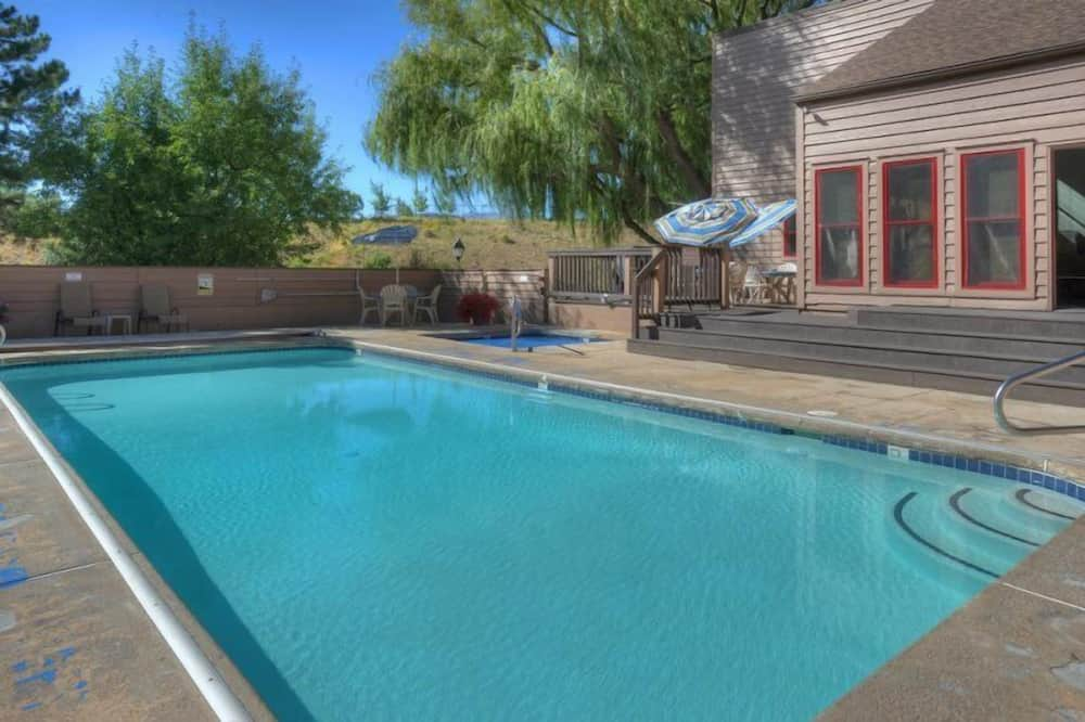 Appartement (Ferringway 33) - Zwembad