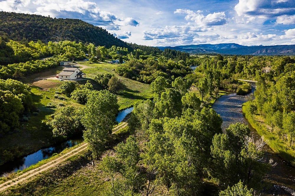Huis (Pine River Cabin) - Terrein van accommodatie
