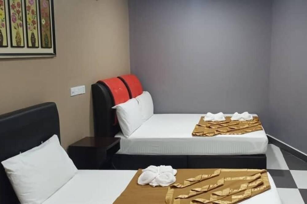 Basic-værelse til 3 personer - Værelse