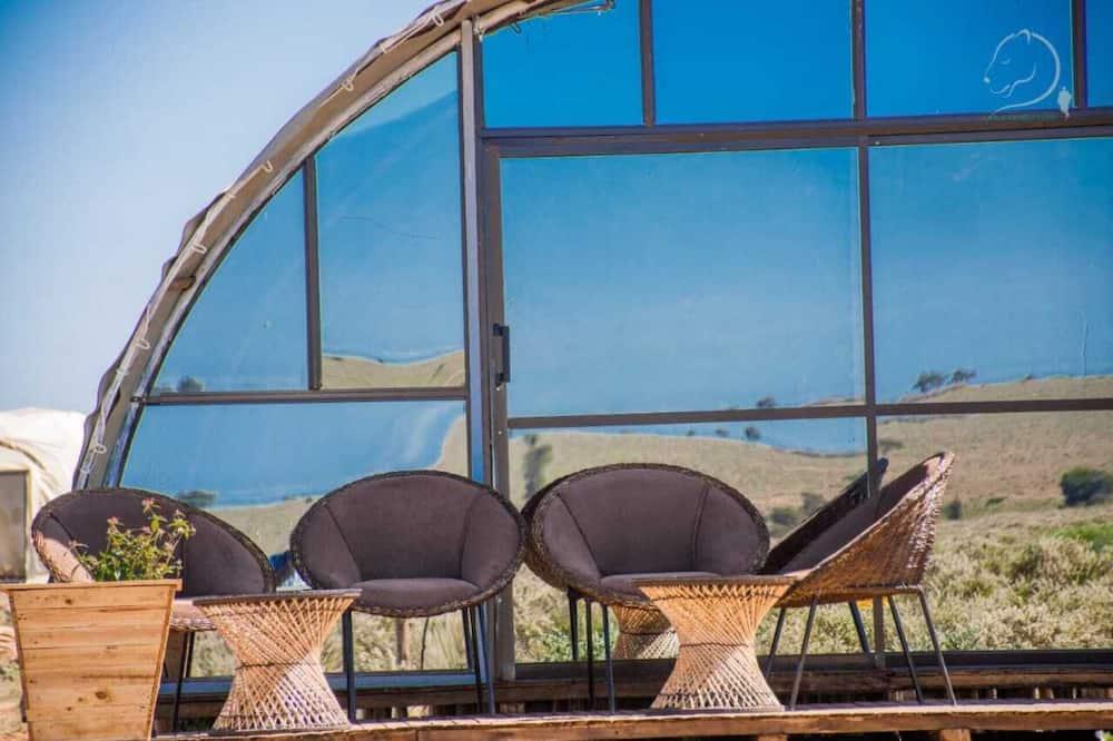 Будиночок, 2 ліжка «квін-сайз» - Балкон