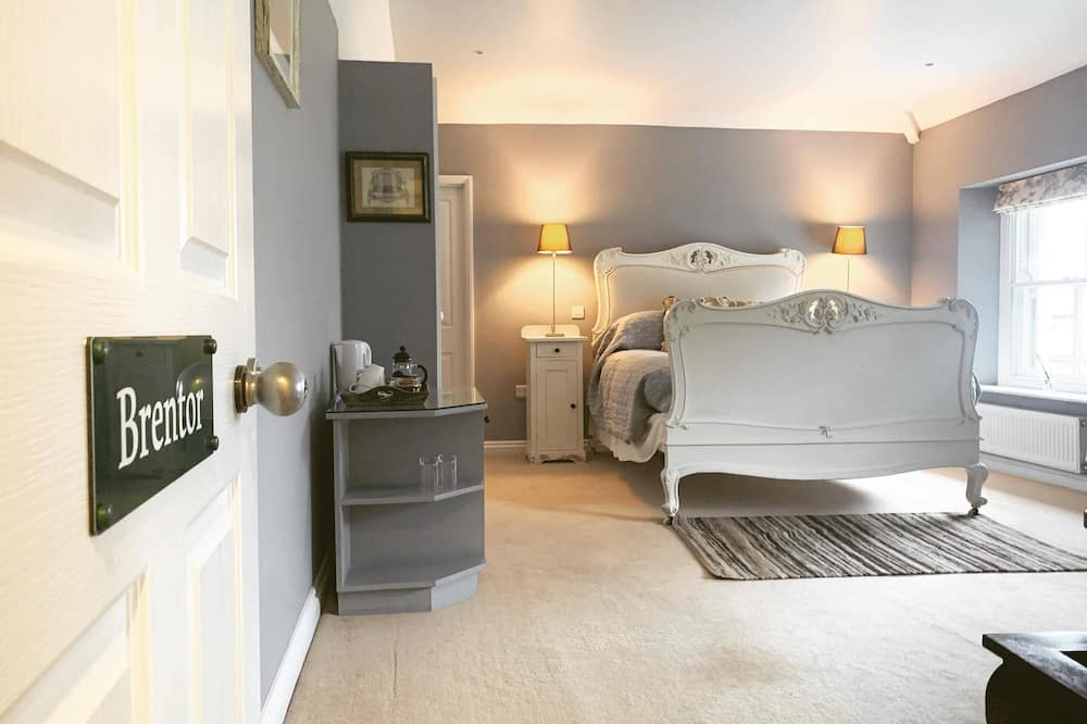 Superior Double Room, Private Bathroom (Brentor) - Guest Room