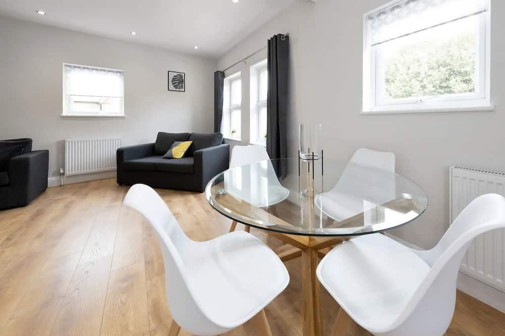 Comfort apartman - Nappali rész