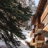 Family Apartment - Balcony