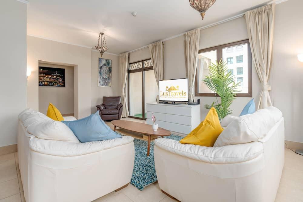 Premium Apartment - Living Area