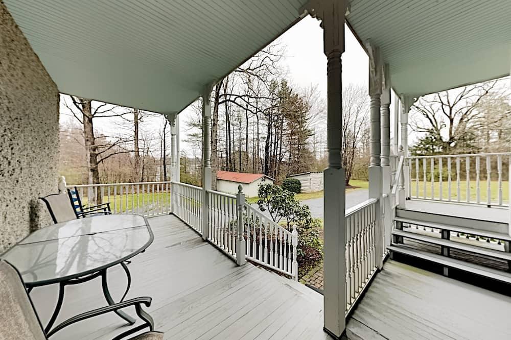 Duplex, 1 Bedroom - Balcony