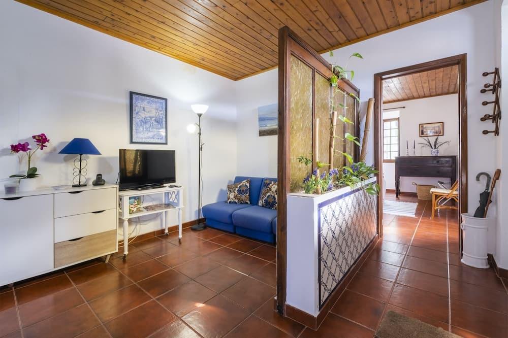 Basic House, 1 Katil Kelamin (Double), Sea View - Bilik Rehat