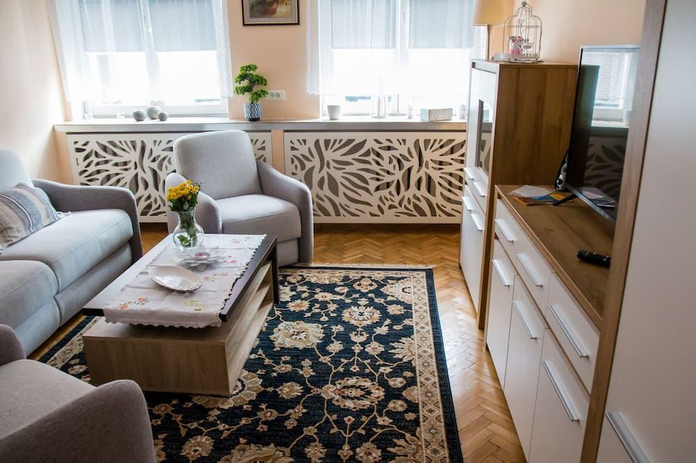 Apartament typu Classic - Powierzchnia mieszkalna