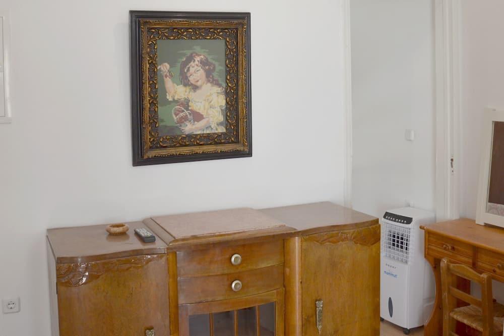 Lägenhet - flera sängar - Vardagsrum