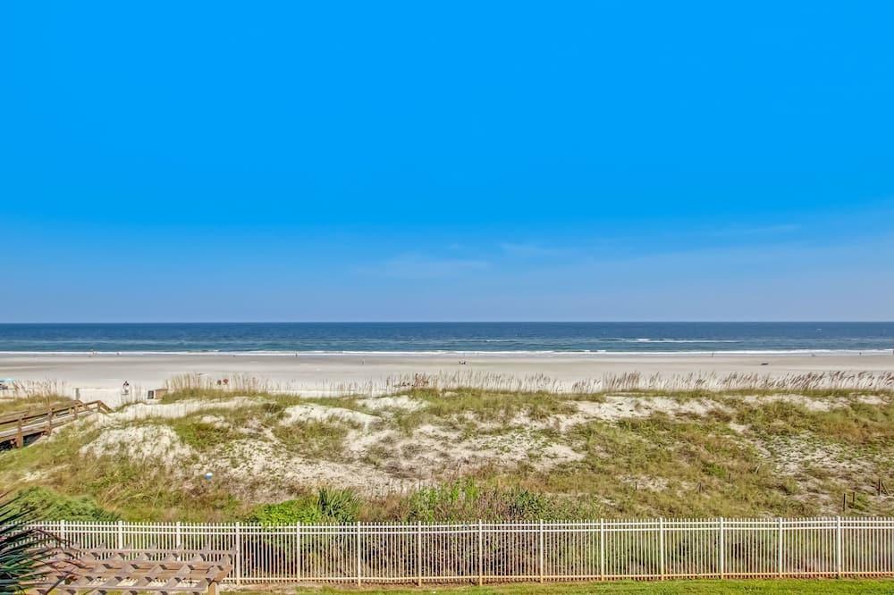 Квартира (Beachdrifter 305 - Oceanfront Condo) - Пляж