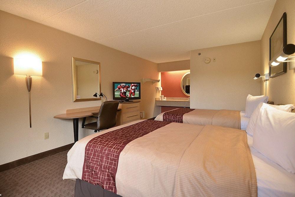 חדר אקונומי, 2 מיטות זוגיות - חדר אורחים