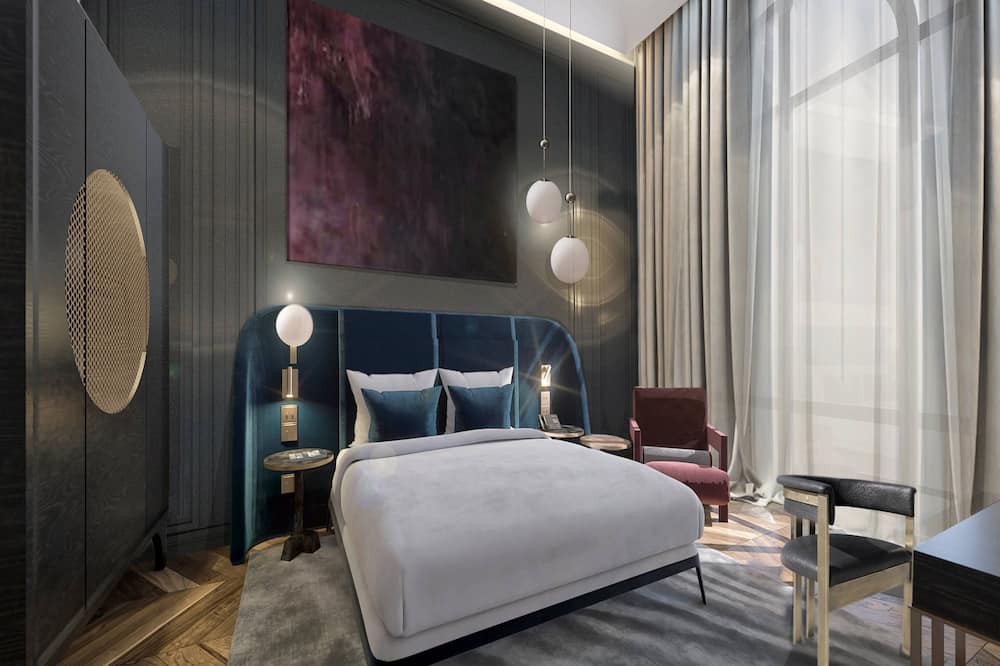 Habitación, 1 cama de matrimonio grande, no fumadores (Silver) - Habitación