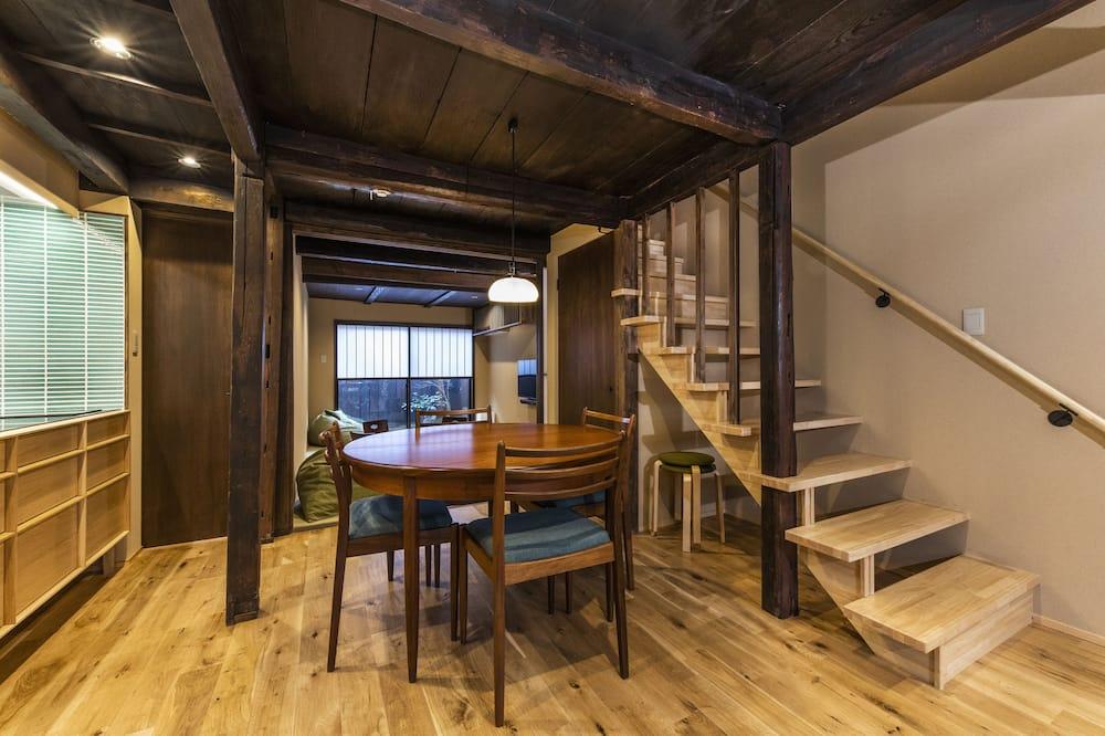 Traditional-Haus - Wohnbereich