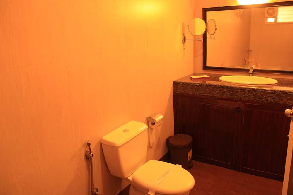 Pokoj Business s dvojlůžkem - Koupelna