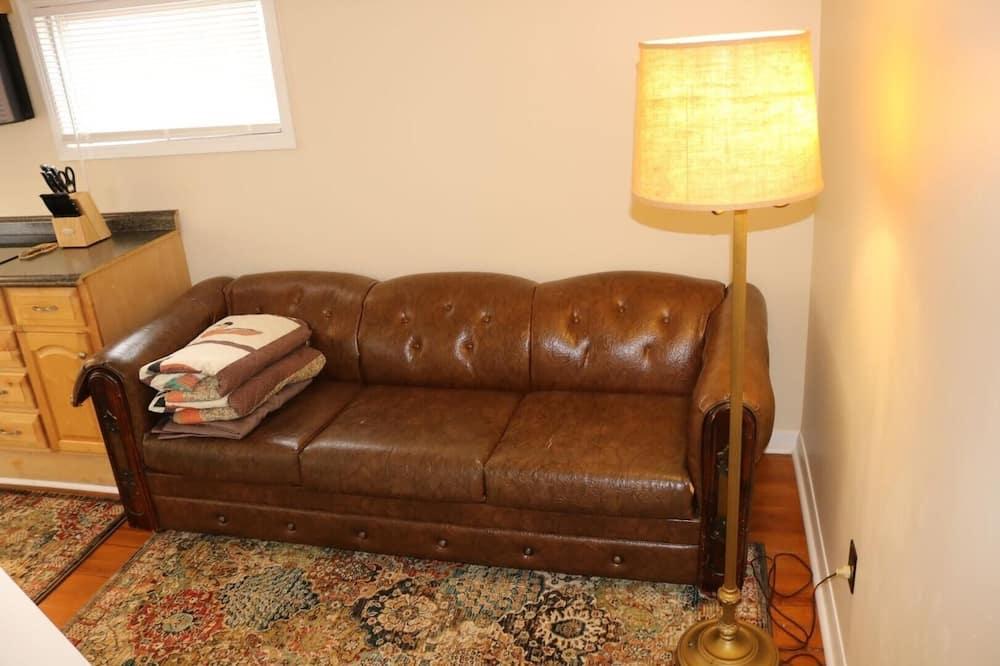 Dom, 1 spálňa - Obývačka