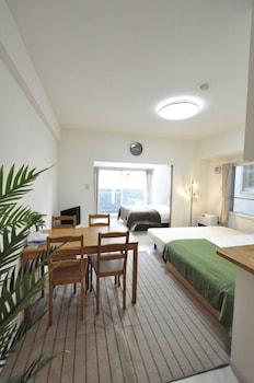 Gambar IKminami6jo residence 803 di Sapporo
