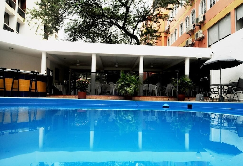 MásHoteles Edmar, Santa Marta, Alberca