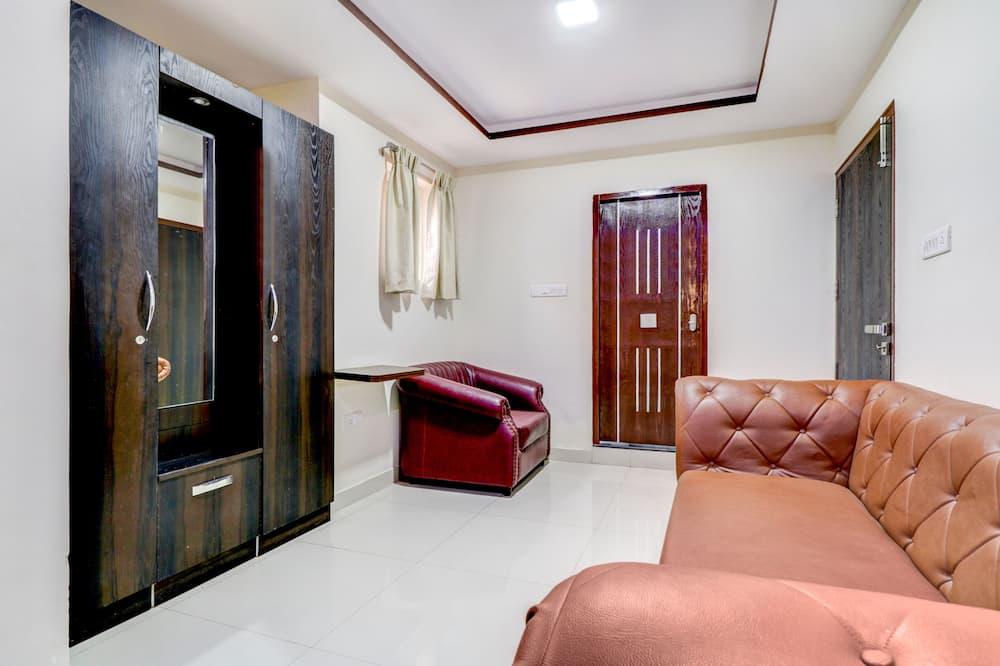 Kamar Double Deluks - Ruang Keluarga