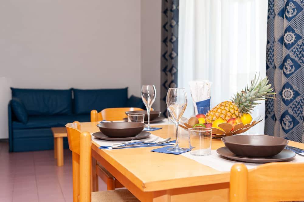 Standardní apartmán - Obývací prostor