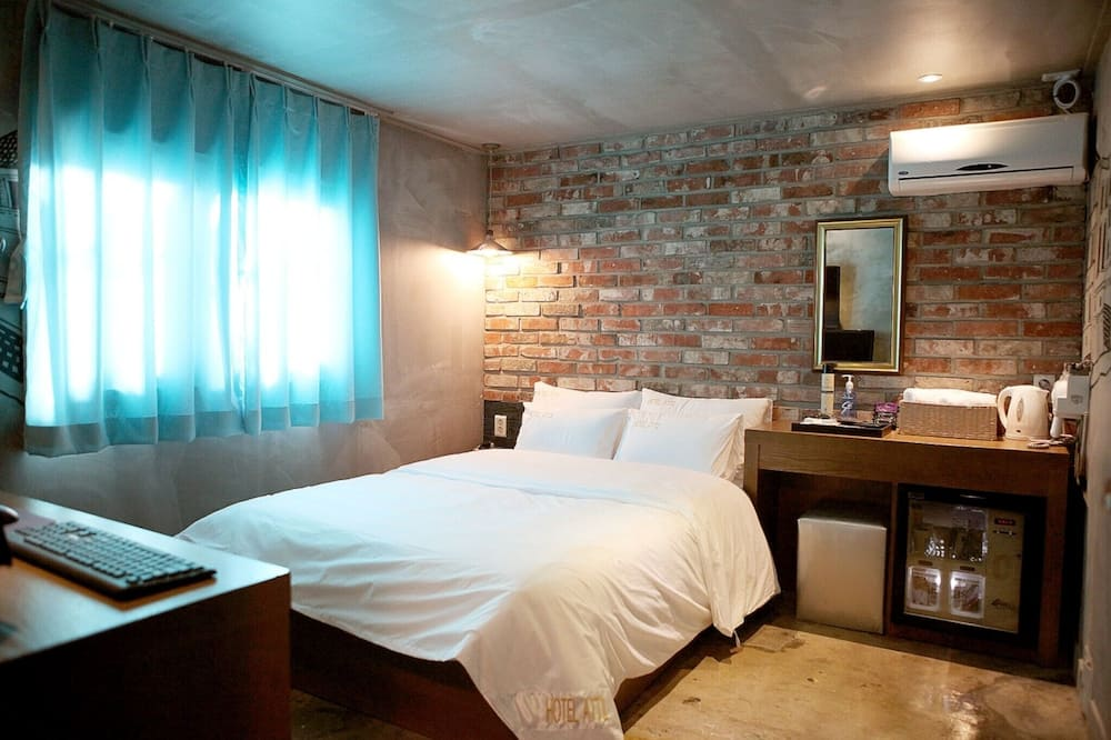 Δωμάτιο (Standard double) - Δωμάτιο επισκεπτών