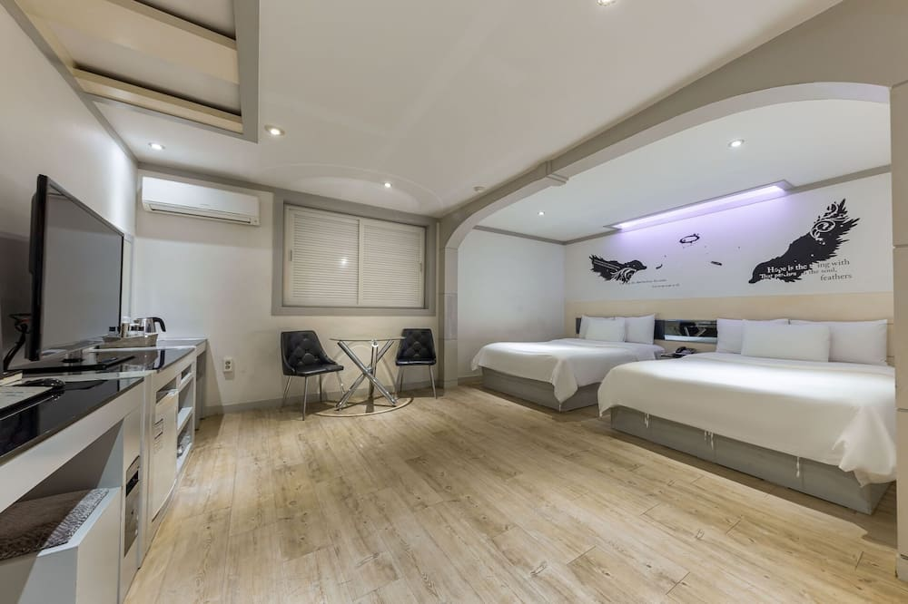 Room (Twin Bed) - Guest Room