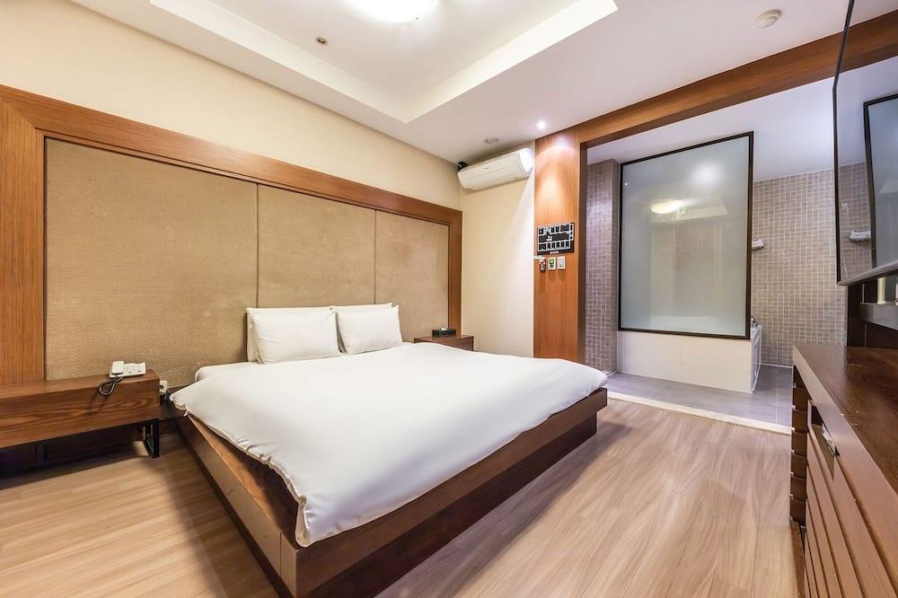ห้องพัก (Semi-Suite room-one bed) - ห้องพัก