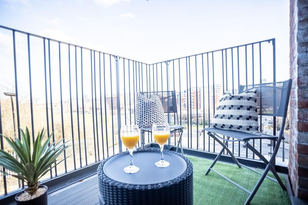 Superior Apartment, Balcony - Balcony