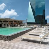 Best Sky Pool in Dallas 2BR 2BA Cozysuites