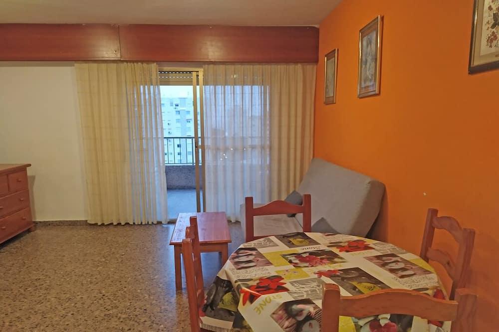 Apart Daire, 1 Yatak Odası - Oturma Odası