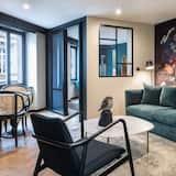 アパートメント (Henriette - Appartement 1 chambre) - リビング エリア