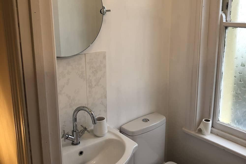 Superior-Doppelzimmer, mit Bad (Garden Room) - Badezimmer