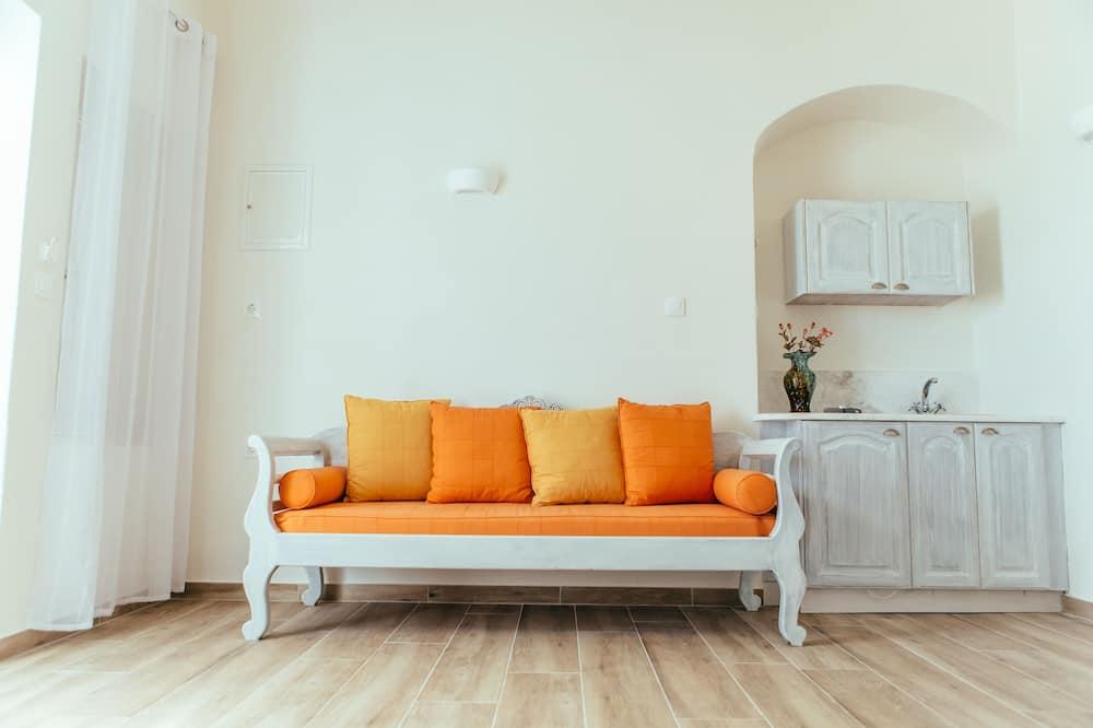 Standard-Apartment - Wohnzimmer