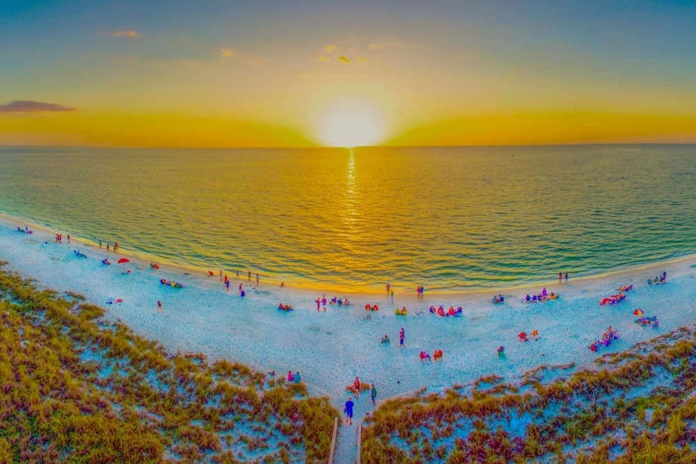 דירה (Beach & Tennis 3202) - חוף ים