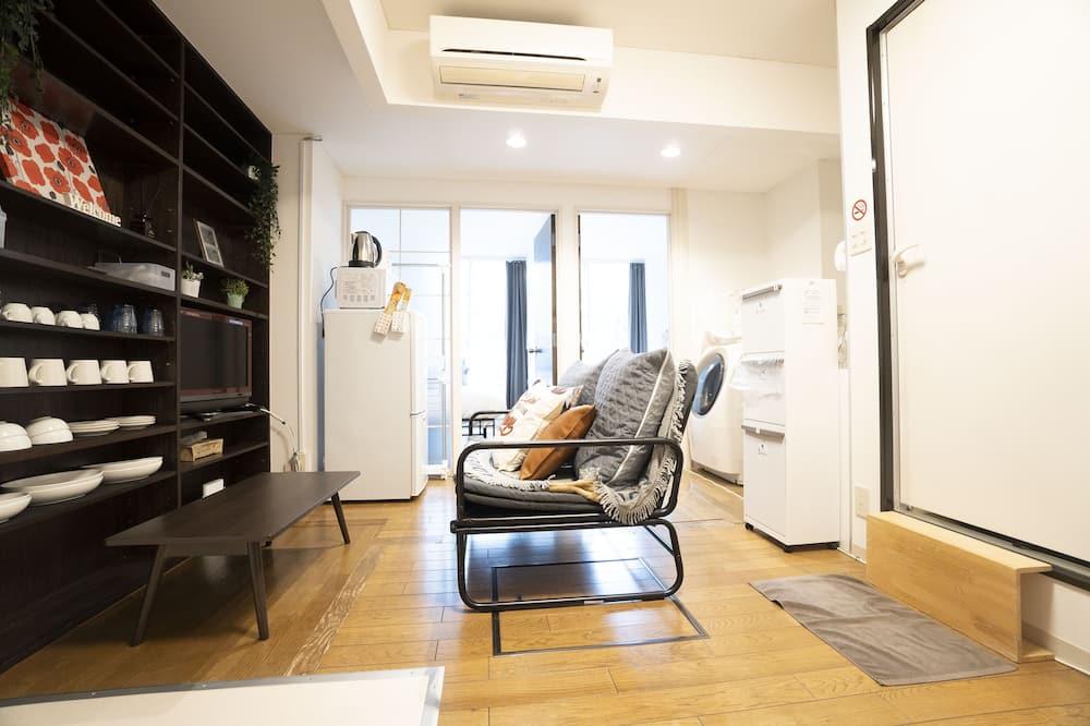 Basic Apartment, Non Smoking - Living Area