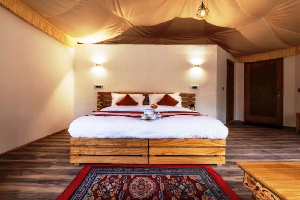 Chalet Deluxe, 1 cama doble, vista a la montaña - Imagen destacada