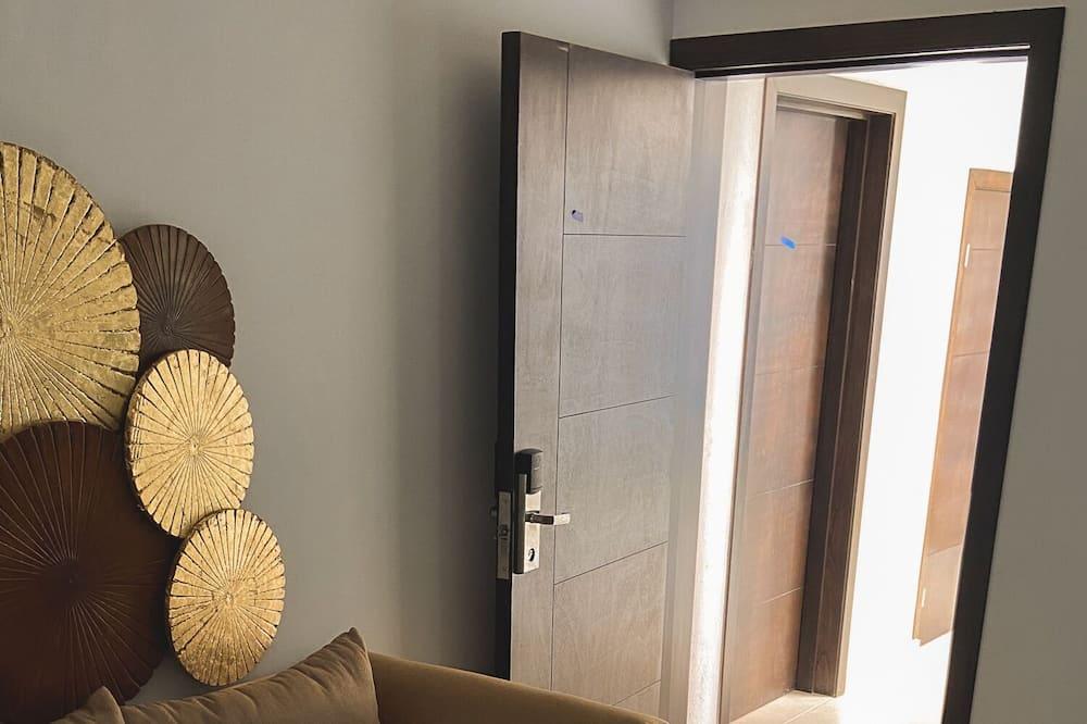 디럭스 스위트, 퀸사이즈침대 2개 - 거실