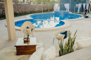 Tequisquiapan bölgesindeki Saint George Hotel Spa & Temazcal resmi