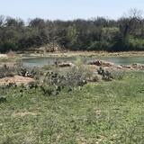 Peaceful Getaway on the Serene Llano River. Kayaking or Relaxing by the Water