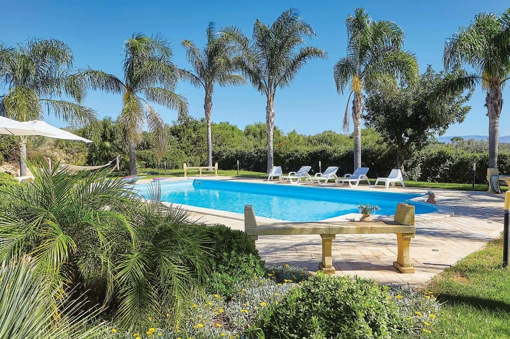 Villa (Selinunte Garden) - Pool