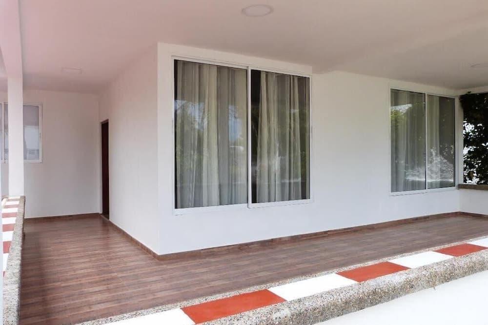 Dom Comfort - Powierzchnia mieszkalna