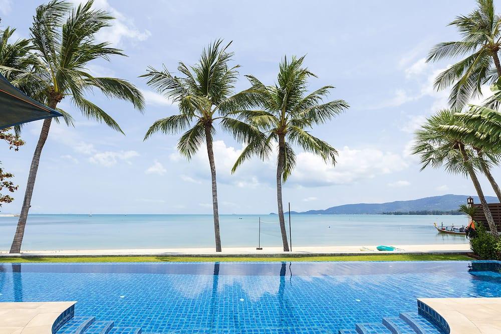 Tawantok Beach Villas - Villa 1 - Outdoor Pool