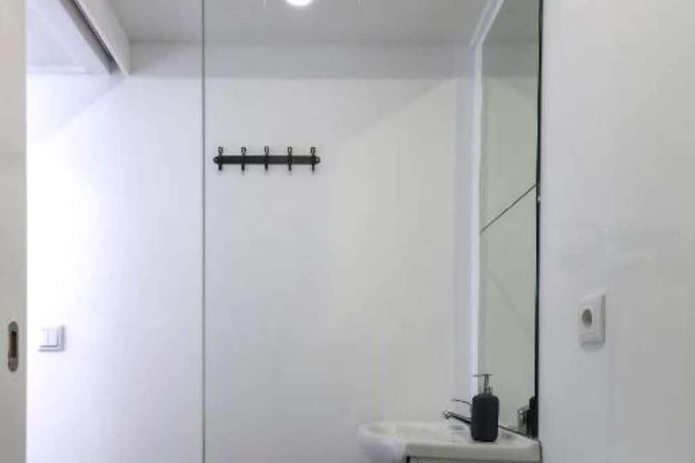 Basic Apartment, 1 Katil Kelamin (Double) - Bilik mandi